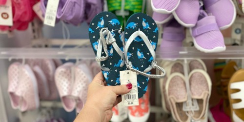 Baby & Kids Shoes as Low as $2.79 on Target.com