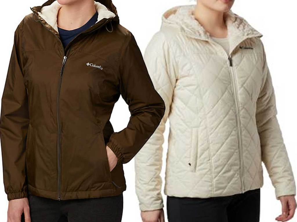 Columbia Switchback Sherpa Lined Jackets