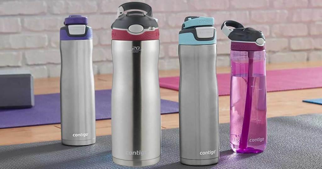 Contigo Autospout Chill Stainless Steel Water Bottle