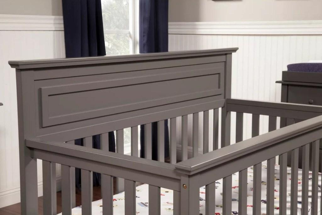 davince autumn crib details