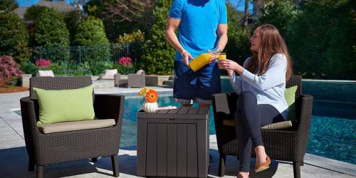 Keter Deck Boxes as Low as $34.98 on Sam's Club