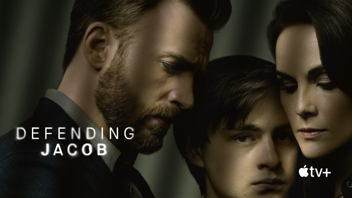 Defending Jacob poster
