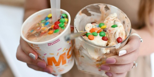 Make a Copycat McDonald's McFlurry At Home Using Just 4 Ingredients!