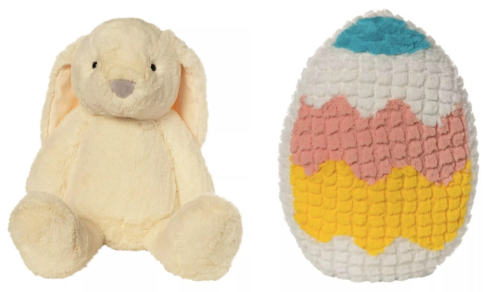 easter plushes at target