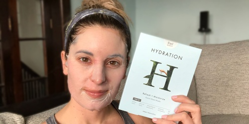 I've Tried Dozens of Facial Sheet Masks — Here's Why I Use This Brand on Repeat!