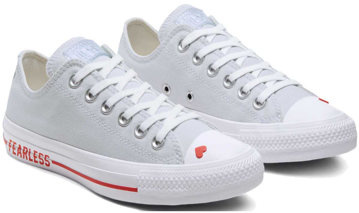 Converse Love Fearlessly Chuck Taylor All Star Shoes