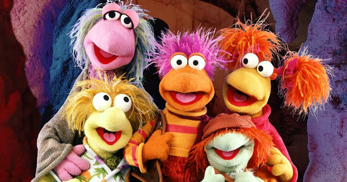 characters from Fraggle Rock show