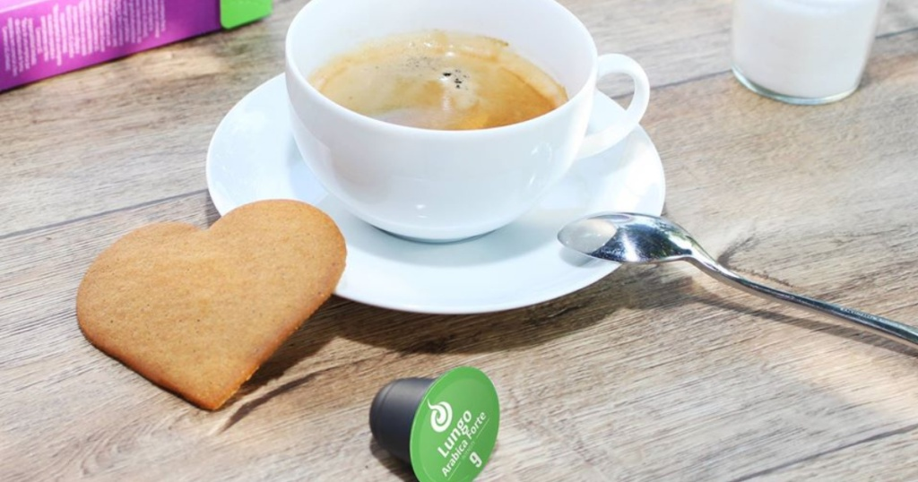 gourmesso with lungo pod