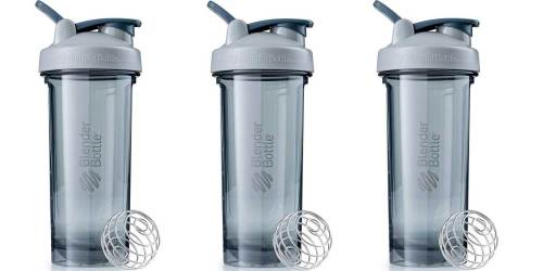 Blender Bottle Only $6.39 on Amazon | Perfect for Protein Shakes & Smoothies