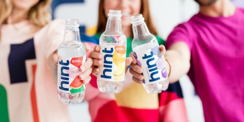 Hint Fruit Infused Water 12-Count Only $9.86 Shipped on Amazon (Just 82¢ Per Bottle)