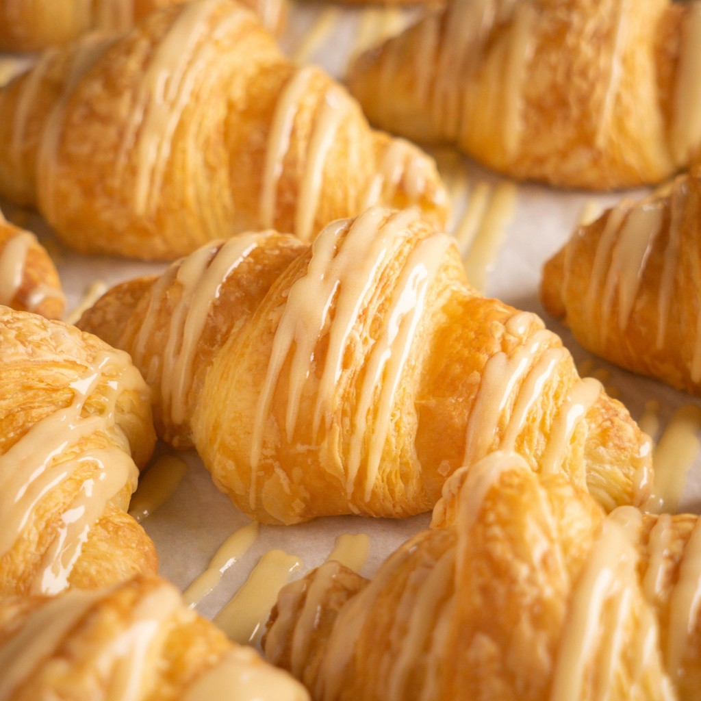 honey butter croissants