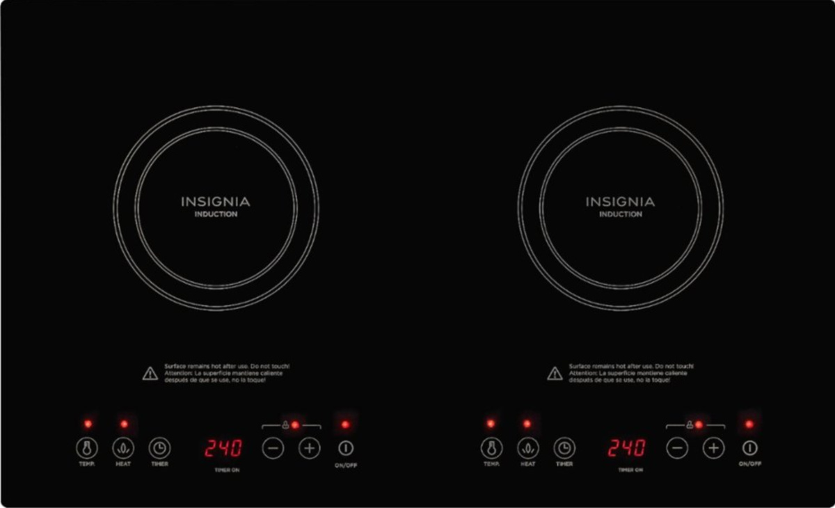 Insignia 24 Electric Induction Cooktop