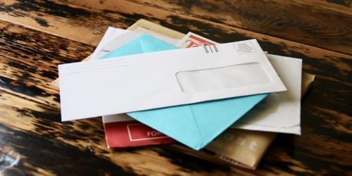 Still Waiting for Your Stimulus Check? Don't Mistake it for Junk Mail and Throw it Away!