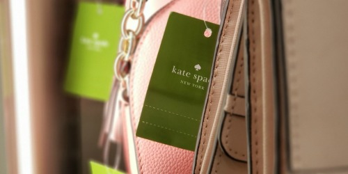 Up to 75% Off Kate Spade Handbags & Accessories
