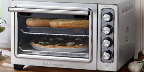 KitchenAid Toaster Oven Only $69.99 Shipped on Best Buy (Regularly $140)