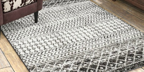 Up to 75% Off Large Area Rugs on Wayfair