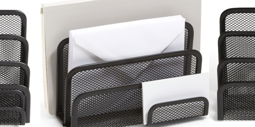 Wire Mesh Letter Holder Only $2.63 Shipped