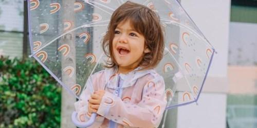 Cat & Jack Kids Umbrellas Only $6.99 on Target.com
