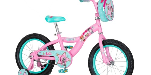 Up to 50% Off Kids Bikes on Walmart.com