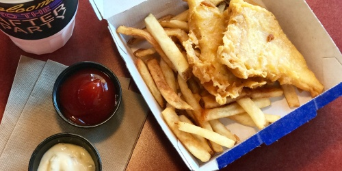 Free Fish at Long John Silver's | September 19th Only