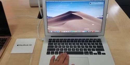 $200 Off Apple Macbook Air Laptop on BestBuy.com
