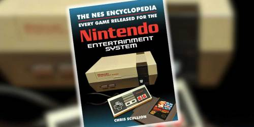 Nintendo NES Encyclopedia eBook Just $1.99 on Amazon