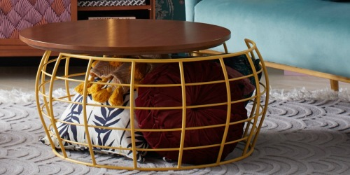 Cheap Furniture Pieces from Walmart That Look Like Restoration Hardware, Pottery Barn & West Elm