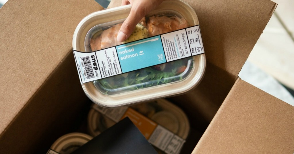 80 Off Snap Kitchen Healthy Meal Delivery Service W Promo Code