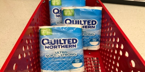 Quilted Northern Bath Tissue 48 Double Rolls Just $27.50 Shipped + More | May Sell Out
