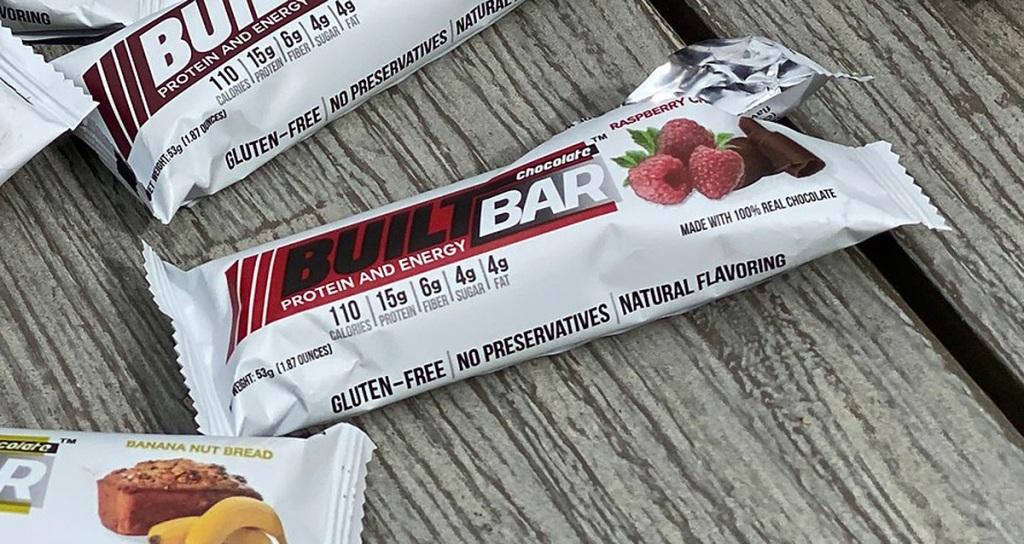 raspberry built bar