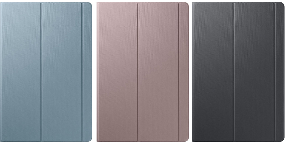 blue pink and gray tablet covers