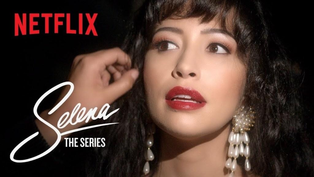 Selena the Series poster