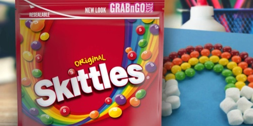 Skittles Candy Grab-N-Go Bag Only $2 Shipped on Amazon