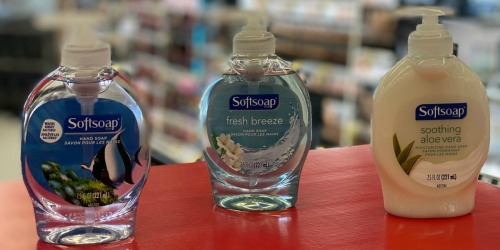 Softsoap Hand Soap 6-Pack Only $5.64 Shipped at Amazon | Just 94¢ Each