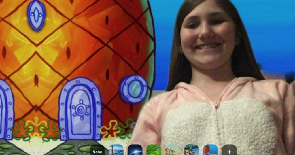 Free Zoom Backgrounds Available From Nickelodeon Spongebob Paw
