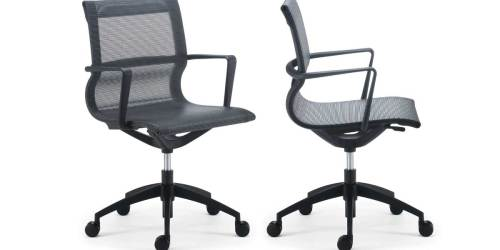 Civita Mesh Managers Chair Just $104.99 Shipped on Staples.com (Regularly $210)