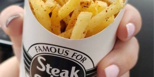 FREE Order of Fries at Steak 'n Shake | No Purchase Necessary