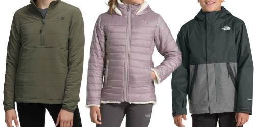 Up to 60% Off The North Face Jackets & Pullovers