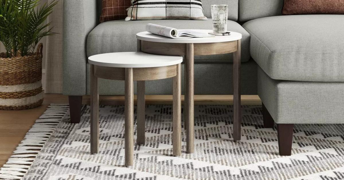 threshold landover 2 table set