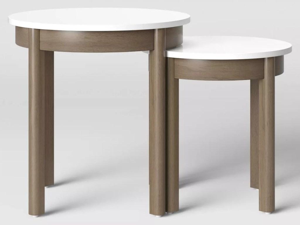 threshold landover table display