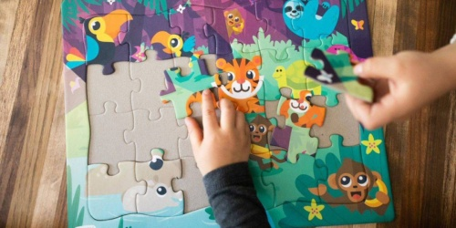 Buy 2, Get 1 FREE Toddler Puzzles on Target.com