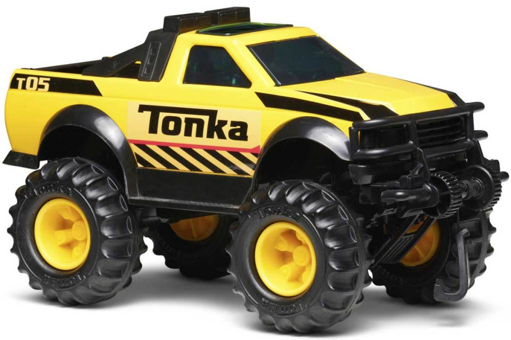 tonka pickup truck