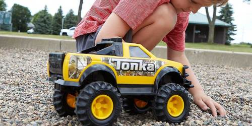 Tonka Steel 4×4 Pickup Truck Just $19.99 on Walmart.com (Regularly $35)