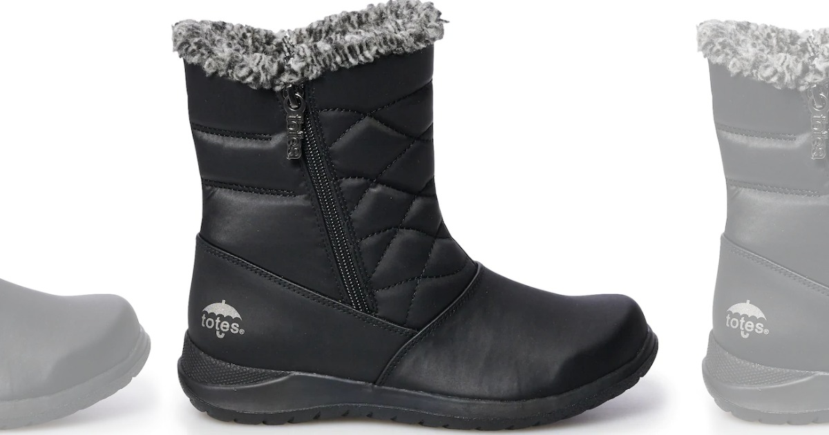 Totes Women's Boots Just $19.59 Shipped