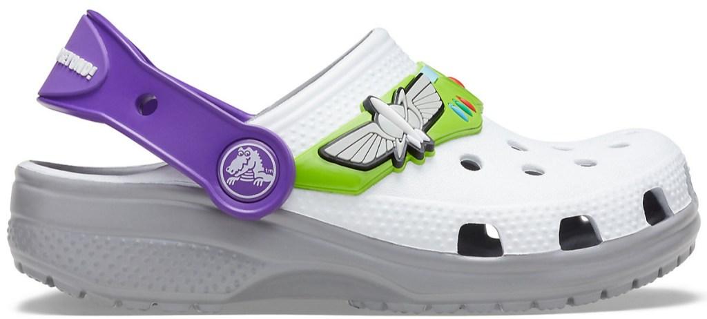 buzz lightyear crocs