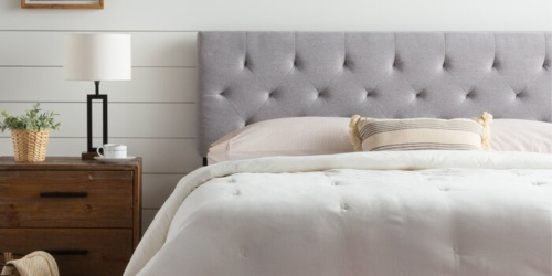 Up to 50% Off Headboards + FREE Shipping | Many Styles Under $100