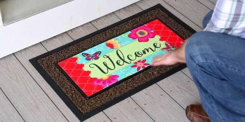 Sassafras Doormats & Interchangeable Inserts Starting at $8.99 on Zulily