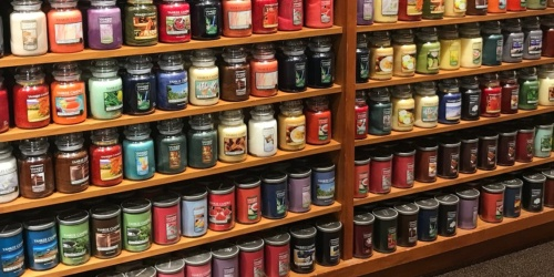 Yankee Candle Large Jar Candles as Low as $13.64 Shipped for Kohl's Cardholders (Regularly $22)