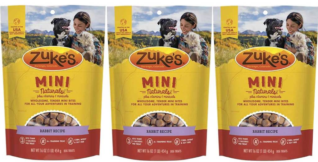 bags of dog treats stock images