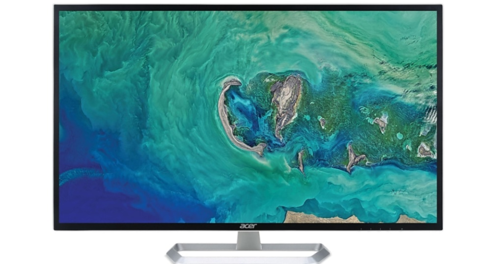 large acer monitor
